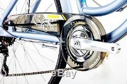 TRINX Classic Heritage Ladies Bike 7 Speed Shimano Gears 24 Wheels & 16' Frame
