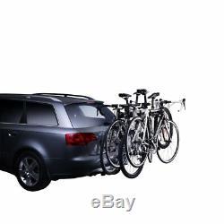 Thule 9708 HangOn 4 Bike Tow Ball Tow Bar Towbar Mounted Cycle Carrier Rack