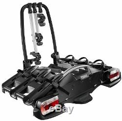 Thule VeloCompact 927 Towbar Mounted Cycle Carrier 3 Bikes Rack Lockable