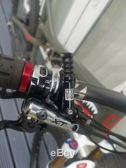 Trek mountain bike full suspension