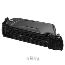 USB 48V11.6AH E-bike Lithium Battery Downtube SAMSUNG Battery for 1000W Motor