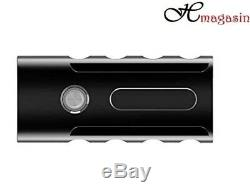 USB Rechargeable Bike Bicycle Cycle Front LED Lights Set