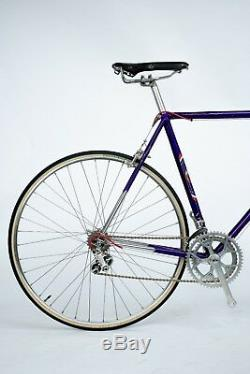 Vintage Steel Bates Bicycle Reynolds 531 Cantiflex Campagnolo Mafac Royce NOS