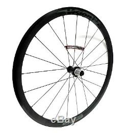 Vision Trimax 35 Road Bike Wheelset 700c Aluminum Clincher Shimano/SRAM 11s New