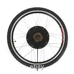 Voilamart 48V1500W Rear Electric Bicycle E-Bike Wheel Conversion Kit 26 Clying