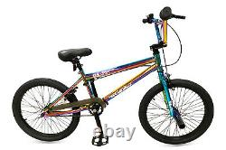 XN Tailwhip Junior BMX Bike Stunt Bicycle 20 Wheel Single Speed, 25-9t -JetFuel