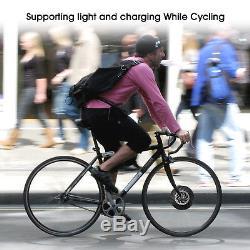 YUNZHILUN iMortor 26 Electric Bicycle E-Bike Conversion Kit Front Wheel BT 4.0
